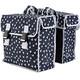Basil Mara XL - Sac porte-bagages - 35l blanc/noir